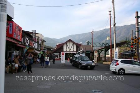 Stasiun Gora - 4 Hari Wisata Di Hakone (bagian 2)- Edisi Liburan di Jepang Day 8 to 11