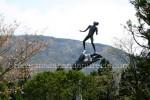 Mengunjungi Hakone Open Air Museum.