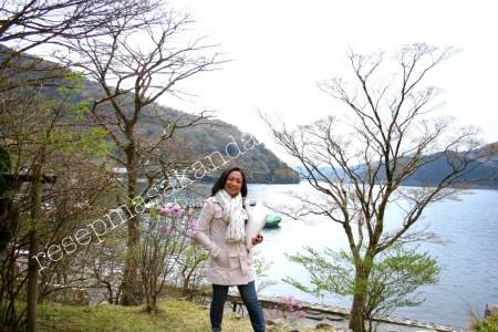 Danau Ashimoto - Hakone Jepang