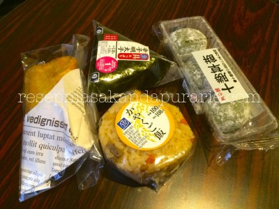 Makanan murah di Jepang